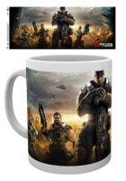 Hrnček Gears of War 4 - Keyart