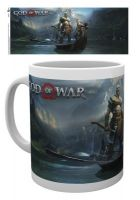 Hračka Hrnek God of War - Key Art
