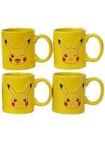 Hrnček Pokémon - Espresso Sada Pikachu - 4 ks (HRY)