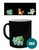 Hrnček Pokémon - Evolve (meniaci sa) (HRY)