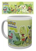 Hračka Hrnek Pokémon - Grass Partners