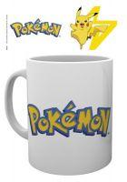 Hračka Hrnek Pokémon - Logo And Pikachu