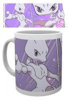 Hrnček Pokémon - Mewtwo Comic Panels (HRY)