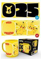 Hračka Hrnek Pokémon - Pikachu 25 (měnící se)