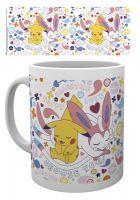 Hračka Hrnek Pokémon - Valentine Pikachu Chooses You