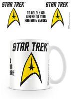 Hračka Hrnek Star Trek - To Boldly Go