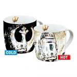 Hrnček Star Wars - R2-D2 (meniaci sa) (HRY)