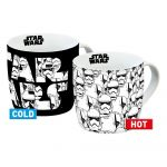 Hrnček Star Wars - Stormtrooper (meniaci sa) (HRY)