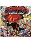 Hračka Kalendář Deadpool 2020
