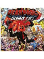 Kalendár Deadpool 2020 (HRY)
