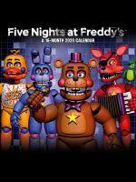 Hračka Kalendář Five Nights At Freddys 2020