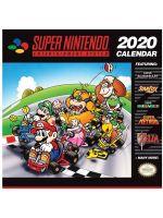 Kalendár Super Nintendo 2020 (HRY)