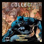 Hračka Kalendář Batman 2021