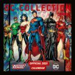 Kalendár DC Comics 2021 (HRY)