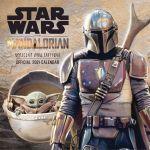 Kalendár Star Wars: The Mandalorian 2021 (HRY)