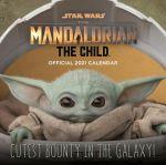 Hračka Kalendář Star Wars: The Mandalorian - The Child 2021
