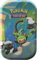 Stolní hra Karetní hra Pokémon TCG - Galar Pal Mini Tin: Grookey & Wooloo