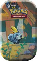 Kartová hra Pokémon TCG - Galar Pal Mini Tin: Sobble & Rookidee (STHRY)