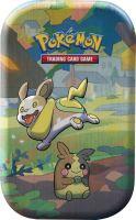 Stolová hra Kartová hra Pokémon TCG - Galar Pal Mini Tin: Yamper & Morpeko