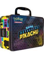 Stolová hra Kartová hra Pokémon Trading Card Game - Detective Pikachu - Collector Chest