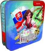 Stolní hra Karetní hra Timeline: Slovensko