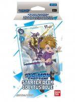 Hračka Karetní hra Digimon Card Game - Cocytus Blue (Starter Deck)
