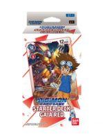 Hračka Karetní hra Digimon Card Game - Gaia Red (Starter Deck)