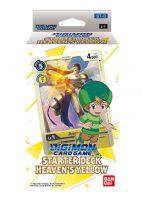 Hračka Karetní hra Digimon Card Game - Heavens Yellow (Starter Deck)