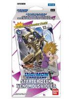 Hračka Karetní hra Digimon Card Game - Venomous Violet (Starter Deck)