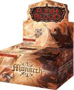 Hračka Karetní hra Flesh and Blood TCG: Monarch - Unlimited Booster Box (24 boosterů)