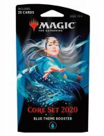 Hračka Karetní hra Magic: The Gathering 2020 - Blue Theme Booster (35 karet)