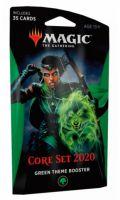 Hračka Karetní hra Magic: The Gathering 2020 - Green Theme Booster (35 karet)