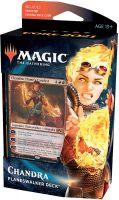 Stolní hra Karetní hra Magic: The Gathering Core 2021 - Chandra (Planeswalker Deck)