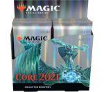 Hračka Karetní hra Magic: The Gathering Core 2021 - Collector Booster Box (12 Boosterů)