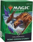 Karetní hra Magic: The Gathering 2021 - Mono Green Stompy (Challenger Deck)