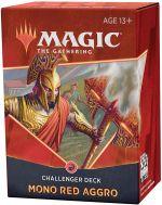 Hračka Karetní hra Magic: The Gathering 2021 - Mono Red Aggro (Challenger Deck)