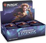 Hračka Karetní hra Magic: The Gathering Commander Legends - Draft Booster Box (24 boosterů)