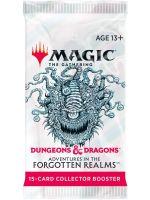 Hračka Karetní hra Magic: The Gathering Dungeons and Dragons: Adventures in the Forgotten Realms - Collector Booster (15 karet)