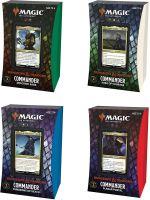 Hračka Karetní hra Magic: The Gathering Dungeons and Dragons: Adventures in the Forgotten Realms - Commander Deck Set (4 balíčky)
