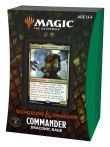 Karetní hra Magic: The Gathering Dungeons and Dragons: Adventures in the Forgotten Realms - Draconic Rage (Commander Deck)