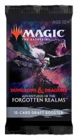 Hračka Karetní hra Magic: The Gathering Dungeons and Dragons: Adventures in the Forgotten Realms - Draft Booster (15 karet)