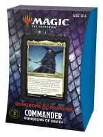 Hračka Karetní hra Magic: The Gathering Dungeons and Dragons: Adventures in the Forgotten Realms - Dungeons of Death (Commander Deck)