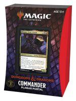 Hračka Karetní hra Magic: The Gathering Dungeons and Dragons: Adventures in the Forgotten Realms - Planar Portal (Commander Deck)