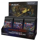 Hračka Karetní hra Magic: The Gathering Dungeons and Dragons: Adventures in the Forgotten Realms - Set Booster Box (30 Boosterů)