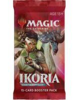 Hračka Karetní hra Magic: The Gathering Ikoria - Draft Booster (15 karet)