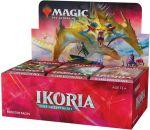 Hračka Karetní hra Magic: The Gathering Ikoria - Draft Booster Box (36 Boosterů)