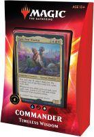 Kartová hra Magic: The Gathering Ikoria - Timeless Wisdom (Commander Deck) (STHRY)