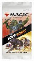 Hračka Karetní hra Magic: The Gathering - Jumpstart Booster (20 karet)