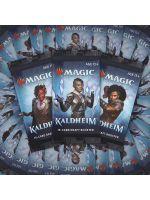 Kartová hra Magic: The Gathering Kaldheim - Draft Booster (15 kariet) (STHRY)