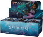 Kartová hra Magic: The Gathering Kaldheim - Draft Booster Box (36 Boosterov) (STHRY)